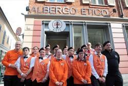 Albertigo hotelli töötajad