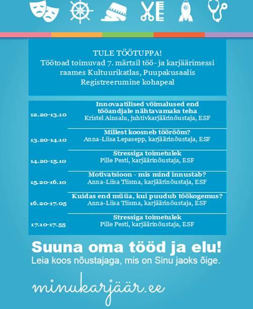 Töömessi plakat 2017