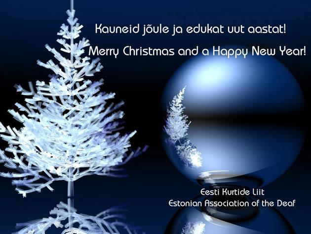 Jõulukaart 2012